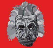 Einstein Quote Typography Kids Clothes