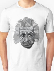 Einstein Quote Typography T-Shirt