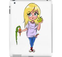 Always on diet CorAil Studio iPad Case/Skin