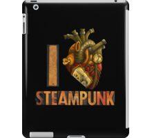 I Heart Steampunk iPad Case/Skin