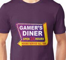 Gamers Diner Unisex T-Shirt