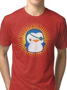 Lil penguin Tri-blend T-Shirt