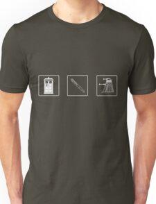 Dr. Who Unisex T-Shirt