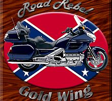 Honda Gold Wing Road Rebel by hotcarshirts