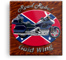 Honda Gold Wing Road Rebel Metal Print