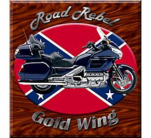 Honda Gold Wing Road Rebel Photographic Print