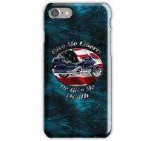 Honda Gold Wing Give Me Liberty iPhone Case/Skin