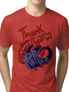 Thank You For Nothing, You Useless Reptile (HTTYD) Tri-blend T-Shirt
