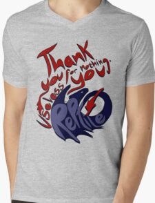 Thank You For Nothing, You Useless Reptile (HTTYD) Mens V-Neck T-Shirt