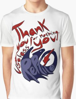 Thank You For Nothing, You Useless Reptile (HTTYD) Graphic T-Shirt
