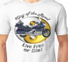 Honda Gold Wing King of the Road Unisex T-Shirt
