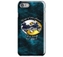 Honda Gold Wing King of the Road iPhone Case/Skin