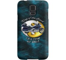 Honda Gold Wing King of the Road Samsung Galaxy Case/Skin