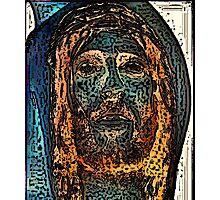 The Disintegration of Christ Photographic Print