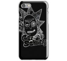 Get Schwifty Invert iPhone Case/Skin