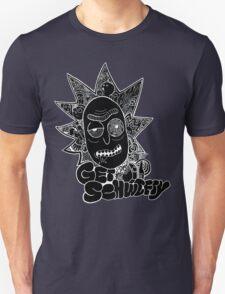 Get Schwifty Invert Unisex T-Shirt