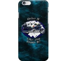 Honda Gold Wing Drive It Like You Stole It iPhone Case/Skin