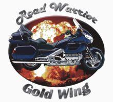 Honda Gold Wing Road Warrior T-Shirt