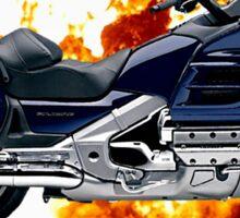 Honda Gold Wing Road Warrior Sticker