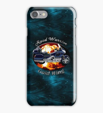 Honda Gold Wing Road Warrior iPhone Case/Skin