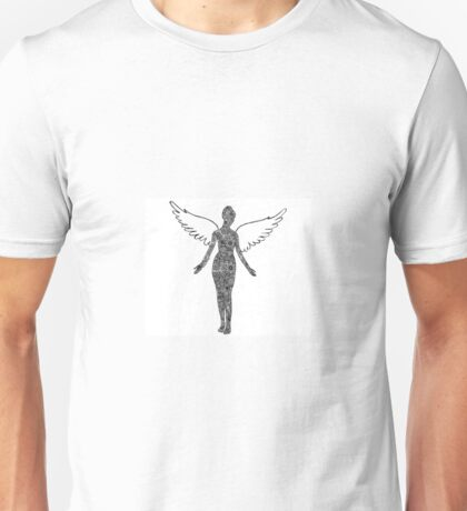 Nirvana In Utero Zentangle  Unisex T-Shirt
