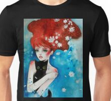 Green eyes Unisex T-Shirt