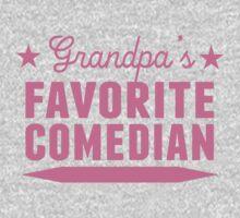 Grandpa's Favorite Comedian One Piece - Long Sleeve