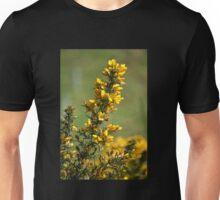 Bright Yellow Gorse Unisex T-Shirt