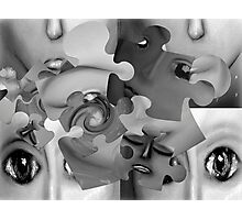 Paradox of Confusion Photographic Print