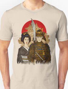 Samurai's Daughter Unisex T-Shirt