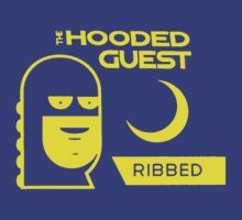 The Hooded Guest by loogyhead