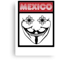 V de Vendetta Canvas Print