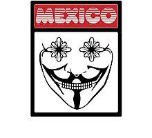 V de Vendetta Photographic Print