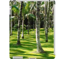 Palm trees iPad Case/Skin