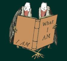 I am what I am. by bristlybits