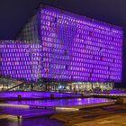 Reykjavik Cultural Centre by Peter Hammer