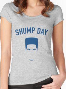 Shump Day (Iman Shumpert T-Shirt) Women's Fitted Scoop T-Shirt