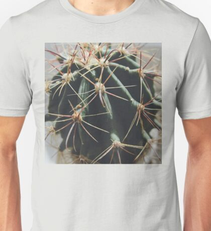 Cactus Close-Up Unisex T-Shirt