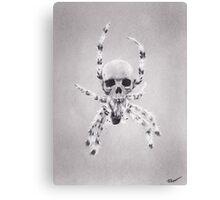 Arachnophobia's Reaper Canvas Print
