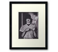 Baseball Furies Framed Print