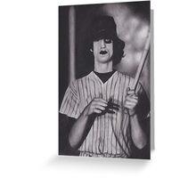 Baseball Furies Greeting Card