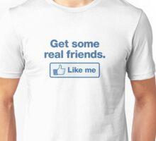 Facebook 3 Unisex T-Shirt