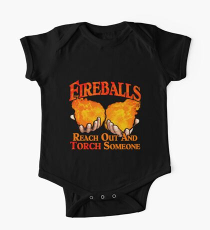 Reach Out And Torch Someone One Piece - Short Sleeve
