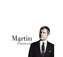 Martin Freeman- John Watson by PaytonGilley