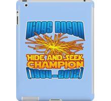 Higgs Boson iPad Case/Skin