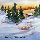 Merry Christmas by bevmorgan