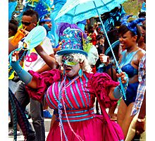 Crown Heights Carnaval 01 Photographic Print