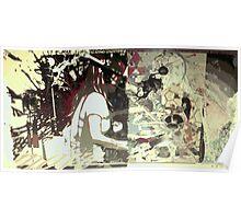 mona en Palatino Linotype Bold Poster