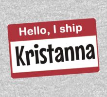 Hello, I ship Kristanna by hboyce12