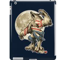 Were Waldo iPad Case/Skin
